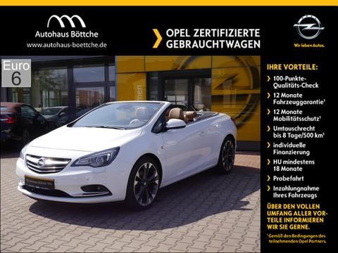 Opel Cascada 1.6 SIDI Turbo SITZBELÜFTUNG