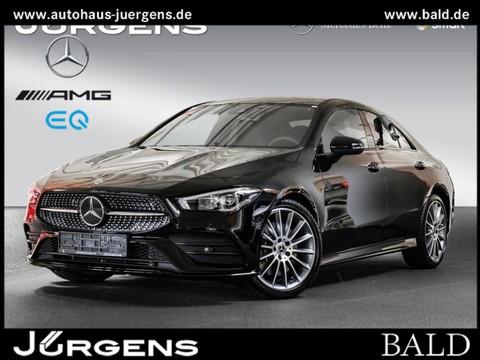 Mercedes-Benz CLA 250 AMG-Sport Night
