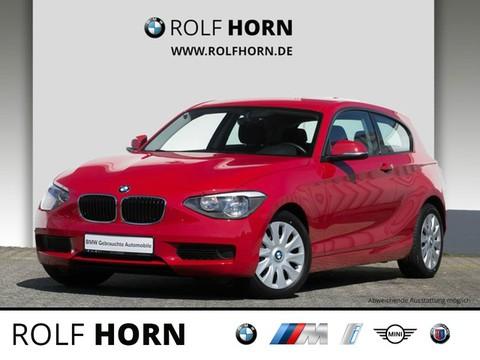 BMW 114 i Lederlenkrad