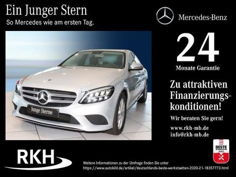 Mercedes-Benz C 180 Avantgarde Totwink