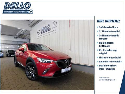 Mazda CX-3 Sports-Line AWD wenig Km