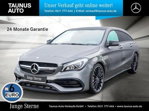 Mercedes-Benz CLA 45 AMG Shooting Brake NIGHT EXCL