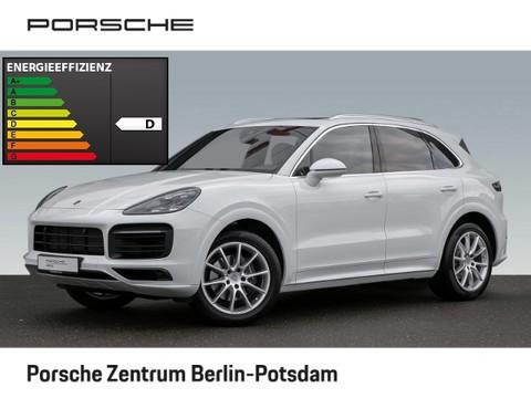 Porsche Cayenne Sport Chrono SportDesign