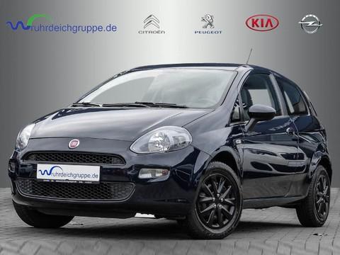 Fiat Punto 1.2 More Räder