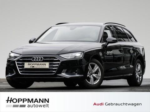 Audi A4 Avant advanced 35 TDI Businesspaket