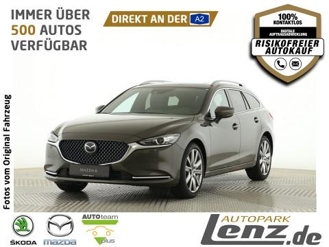 Mazda 6 0.9 Kombi Sports-Line SLPLUSPAK GSD