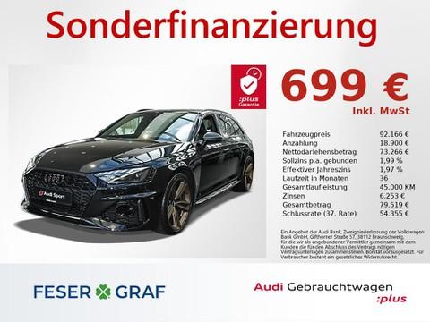 Audi RS4 Avant h DYNAMIK