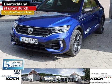 """Volkswagen T-Roc R """"Performance-Anlage"""""""
