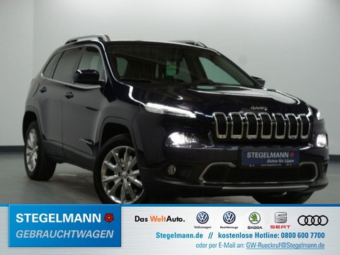 Jeep Cherokee 2.0 MultiJet Limited