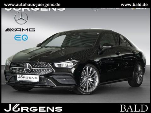 Mercedes-Benz CLA 250 AMG 19 MBUX