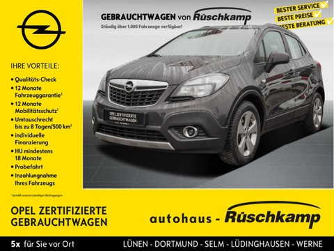 Opel Mokka 1.4 Edition Turbo Allwetter Klimatronic