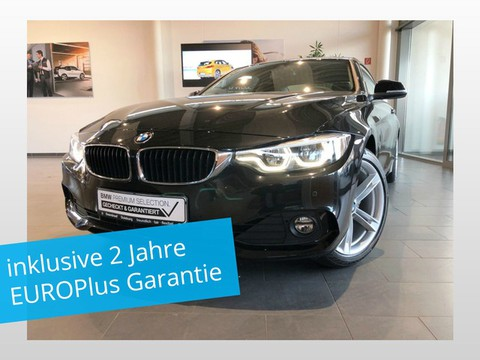 BMW 420 i Coupe Advantage iFi