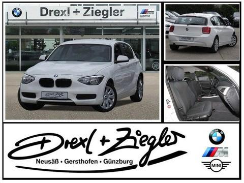 BMW 118 d wenig KM