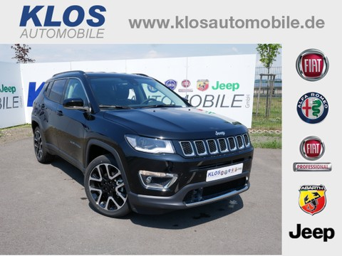 Jeep Compass 1.4 l MULTIAIR LIMITED 140PS