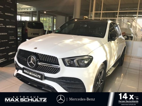 Mercedes-Benz GLE 300 AMG Off-Roader AMG-Line MBUX