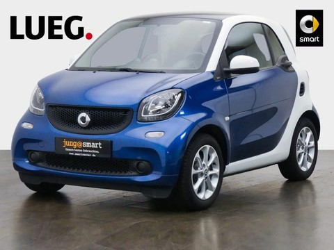 smart ForTwo coupé 52kW (71 ) passion