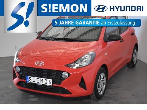 Hyundai i10 1.0 NEW Pure eCall Spurhalteassi