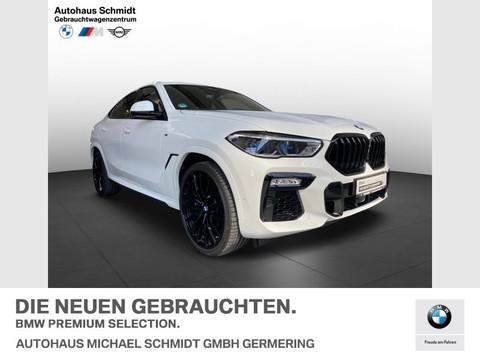 BMW X6 M50 i 22 Individual Massage M Fahrwerk Prof Sitzbelüftung