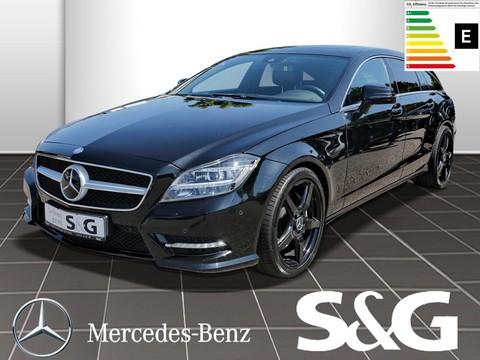 Mercedes CLS 500 Shooting Brake AMG-Line