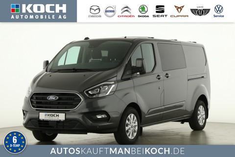 Ford Transit Custom 2.0 TDCi DoKa 340L2 Mixto Limited