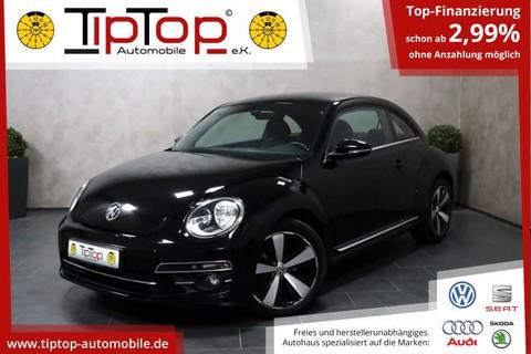 Volkswagen Beetle 2.0 TDI Exclusive Design R