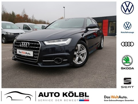 Audi A6 3.0 TDI QUATTRO Avant S LINE LE