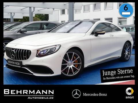 Mercedes-Benz S63 Coupé AMG Drivers Package TV Balance