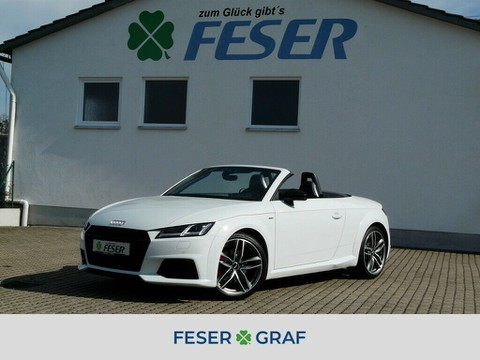 Audi TT 2.0 TFSI Roadster S LINE COMPETITION