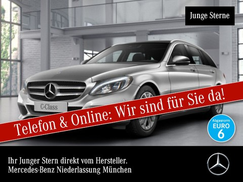 Mercedes-Benz C 250 d T Avantgarde