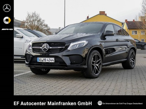 Mercedes GLE 43 AMG Coupe NightP