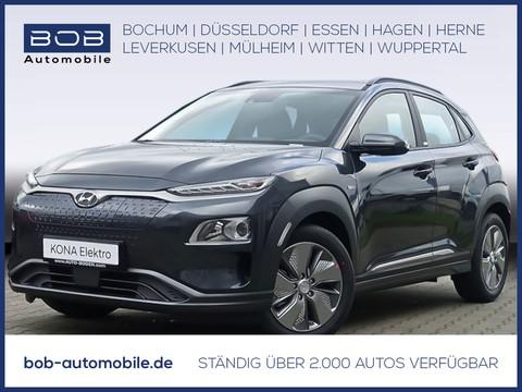 Hyundai Kona Electro Trend Navigations-P Stauassistent