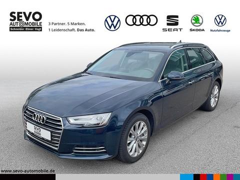 Audi A4 3.0 TDI Avant quattro Design