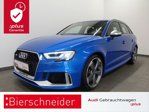Audi RS3 Spb 19 CONNECT