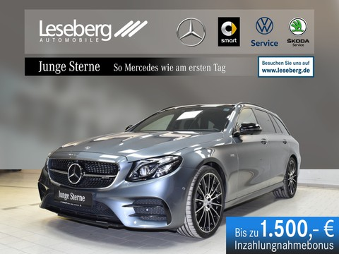 Mercedes-Benz AMG E 53 T Night Burmester Fahrass