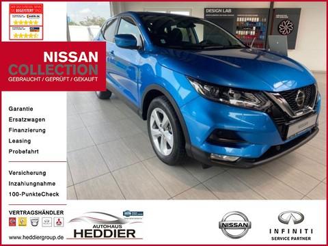 Nissan Qashqai 1.3 DIG-T Shiro