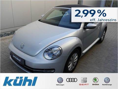 Volkswagen Beetle 1.2 TSI Cabriolet Design