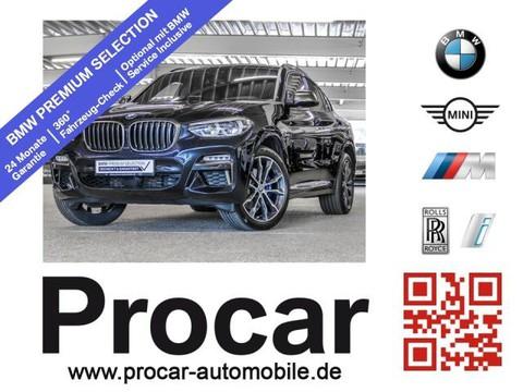BMW X4 M40 d Prof Sport