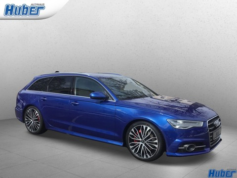 Audi A6 3.0 TDI Avant Competition Luftfeder