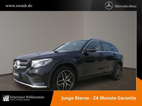 Mercedes-Benz GLC 250 AMG Audio20CD