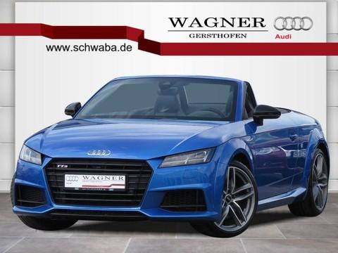 Audi TTS 2.0 TFSI qu Roadster S-tron