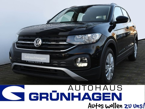 Volkswagen T-Cross 1.0 TSI VW-Connect Life OPF (EURO 6d-)