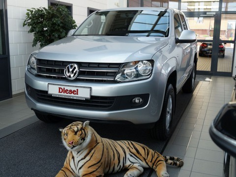 Volkswagen Amarok 2.0 TDi DoKa Tolles Fahrzeug zum kleinen Preis
