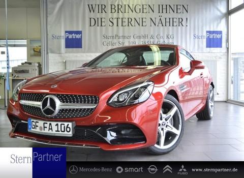 Mercedes SLC 200 AMG Ambiente