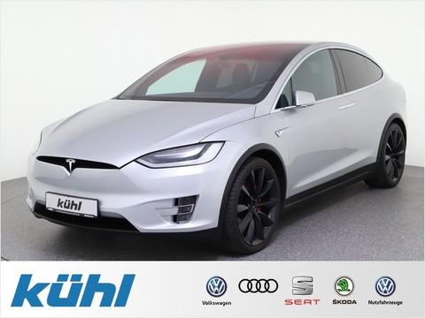 Tesla Model X Signature Performance P90D Ludicrous AutoP