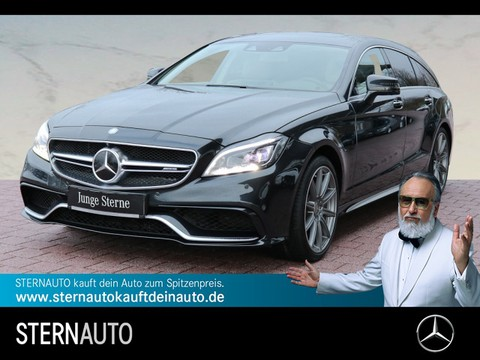 Mercedes Cls 63 Amg Shooting Brake Gebraucht Kaufen Heycar