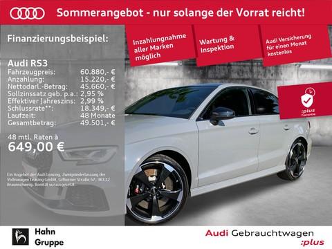Audi RS3 Limousine TFSI