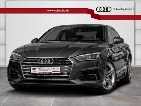 Audi A5 2.0 TDI qu Coupé sport S line