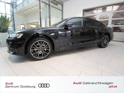 Audi A8 Lang 50 TDI qua Laserlicht