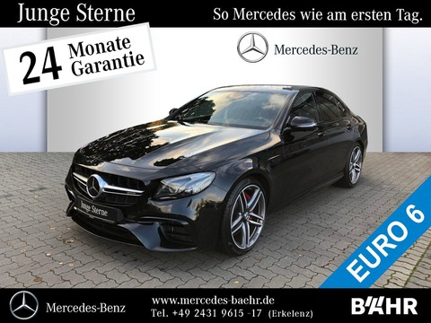 Mercedes-Benz E 63 AMG S DriverŽsPackage Performance Night
