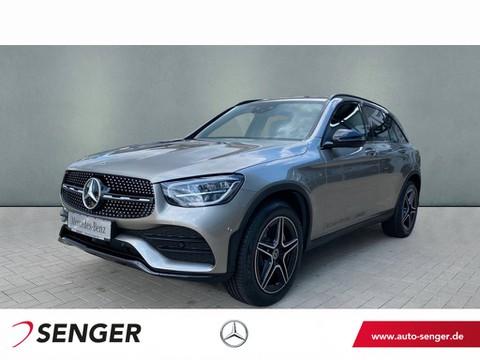 Mercedes-Benz GLC 220 d AMG Line